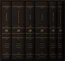 ESV Reader's Bible, Six-Volume Set: With Chapter and Verse Numbers (Cloth over Board with Permanent Slipcase)