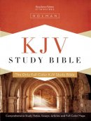 KJV Study Bible Jacketed Hardcover