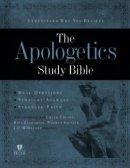 Hcsb Apologetics Study Bible Mahogany Duotone Simulated Leather-indexe