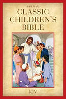 KJV Holman Classic Childrens Bible Hardback