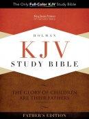 Kjv Study Bible Fathers Ed Lth Lk