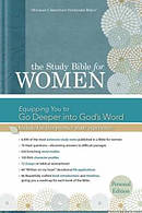 HCSB Study Bible For Women, Personal Size Edition, Print, Th