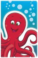NKJV Study Bible for Kids Octopus LeatherTouch