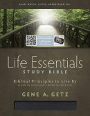 HCSB Life Essentials Study Bible, Black