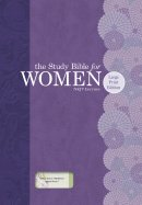 The NKJV  Study Bible For WomenLarge Print Edition, Willow