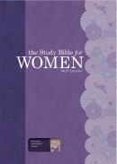 NKJV Study Bible For Women, Personal Size Edition Plum/L, Th