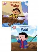 Peter/Paul Flip-Over Book
