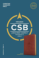 CSB Large Print Compact Cross Reference Bible