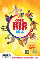 CSB One Big Story Bible