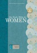 HSCB Study Bible For Women, Hcsb Edition, Teal/Gray Li