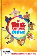 The CSB Big Picture Interactive Bible for Kids