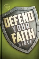 CSB Defend Your Faith Bible, Hardcover