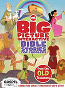 The Big Picture Interactive Bible Stories For Toddlers  - Old Testament