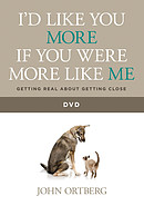 I'd Like You More If You Were More Like Me - DVD