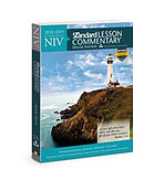 NIV® Standard Lesson Commentary® Deluxe Edition 2018-2019
