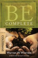 Be Complete Colossians