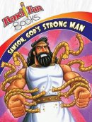 Samson Gods Strong Man Pencil Fun Books