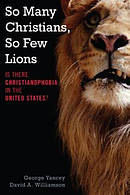 So Many Christians, So Few Lions