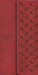 NIV Diary Bible Cherry Imitation Leather