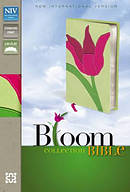 NIV Thinline Tulip Bible