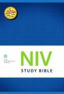 NIV Study Bible - Hardback