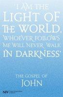 NIV Gospel Of John