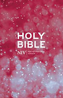 NIV Beacon Bible Anglicised Edition Paperback - Pack of 10