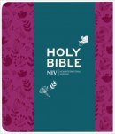 NIV Pink Journalling Bible : Pink Imitation Leather
