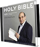 NIV Audio Bible on MP3 CD