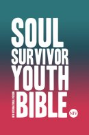 NIV Soul Survivor Youth Bible Hardback - Pack of 10