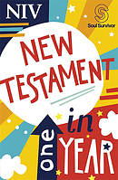 NIV Soul Survivor New Testament in One Year