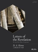 Letters of the Revelation - Bible Study Book