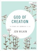 God Of Creation Bible Study Book
