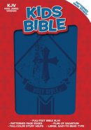 KJV Kids Bible, Royal Blue