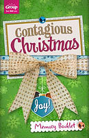 Contagious Christmas Memory Booklet
