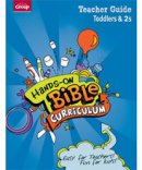 Hands-On Bible Curriculum Toddlers Teacher Guide Summer 2017