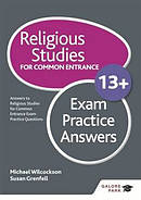 Religious Studies Common Entrance 13+ Exam Practice Answers
