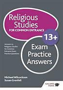 Religious Studies Common Entrance 13+ Exam Practice Answers