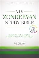 NIV Zondervan Study Bible: Hardback