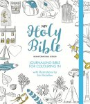 NIV Journaling Bible for Colouring In