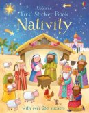 First Sticker Book Nativity