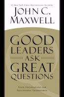 Audiobook-Audio CD-Good Leaders Ask Great Questions (Unabridged) (Replay)