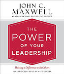 Audiobook-Audio CD-The Power Of Your Leadership (Unabridged) (3 CD)