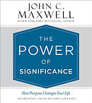 Audiobook-Audio CD-The Power Of Significance (Unabridged) (4 CD)