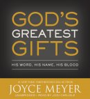 Audiobook-Audio CD-God's Greatest Gifts (Unabridged) (3 CD)
