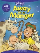 Away in a Manger Story + Activity Book