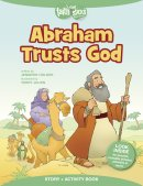 Abraham Trusts God Story + Activity Book