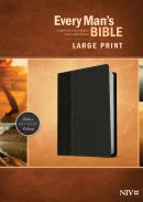 Every Man's Bible NIV, Large Print, TruTone