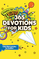 Hands-On Bible 365 Devotions for Kids