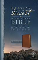 NLT Dancing in the Desert Devotional Bible